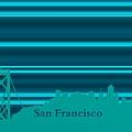 San Francisco Skyline by Alberto RuiZ