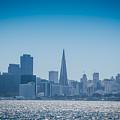 San Francisco Skyline by Jayasimha Nuggehalli