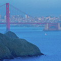 San Francisco Twilight by Landon Spady