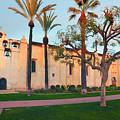 San Gabriel Mission California by Ram Vasudev