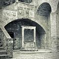 San Gimignano - Medieval Well  by Silvia Ganora