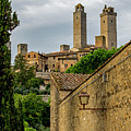 San Gimignano by Jean Haynes