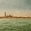 Venice, Italy - San Giorgio Dal Bacino II by Mark Forte