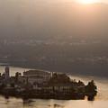 San Giulio Island by Luigi Barbano BARBANO LLC
