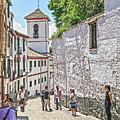 San Gregorio Granada by Digby Merry