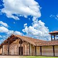 San Javier, Bolivia Church by Jess Kraft