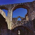 San Jose Arches A by Tom Daniel