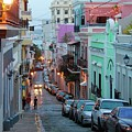 San Juan Evening Glow by Suzanne Oesterling