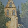 San Juan Mission by Jeanie Watson
