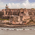 San Juan Puerto Rico Fort  by Samuel  Gibbs