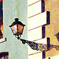 San Juan Street Lamp by Susan Savad
