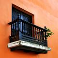 San Juan Window by Perry Webster
