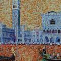 San Marco by John A B Lansdown