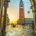 San Marco - Venice - Italy  by Luciano Mortula