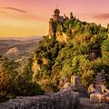 San Marino Towers by Nico Trinkhaus