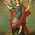 San Miguel Arcangel by Unknown