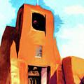 San Miguel Santa Fe by Terry Fiala