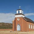 San Rafael Church by Bill Hyde