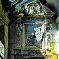 San Rocco Chapel Ruins - Cappella San Rocco Rovine by Enrico Pelos