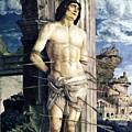 San Sebastian 1480 by Mantegna Andrea