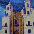 San Xavier by Cheryl Fecht
