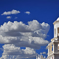 San Xavier by Skip Hunt