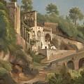Sanctuary Dell'avvocatella In Cava De 'tirreni by Celestial Images