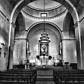 Sanctuary - Mission Concepcion No 2 by Stephen Stookey