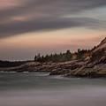 Sand Beach, Acadia by Linda Cullivan