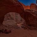 Sand Dune Arch II by Rick Berk