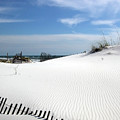 Sand Dunes Dream by Marie Hicks