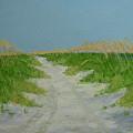 Sand Dunes No 4 by Robert Rohrich