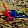 Sand Fun 1 by Kristalin Davis