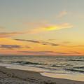 Sand Key Sunset II by Kim Wilder Hinson