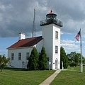 Sand Point Lighthouse by Keith Stokes