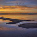 Sandbar Sunset by Spencer Baugh