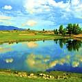 Sandia Golf Club Hole #14 by Scott Carda