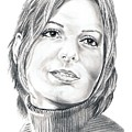 Sandra Bullock by Murphy Elliott