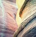 Sandstone Curve. by Michael Farndell