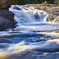 Sandstone Falls by Jack R Perry