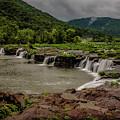 Sandstone Falls by William Bentley