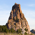 Sandstone Spires In Garden Of The Gods by Steve Krull