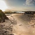 Sandy Beach Haven by Jorgo Photography - Wall Art Gallery