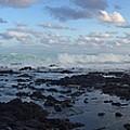 Sandy Beach by Rocky Maes