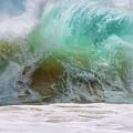 Sandy Beach Surf by Sandra Sigfusson