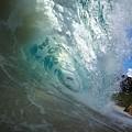 Sandy Cascade by Benen  Weir