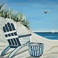 Sandy Cove by Elizabeth Robinette Tyndall