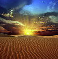 Sandy Desert by MotHaiBaPhoto Prints