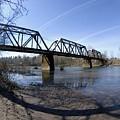 Sandy Rail by Sara Stevenson