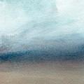 Sandy Shore- Art By Linda Woods by Linda Woods